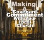 Making a Covenant Commitment with Your Local Church
