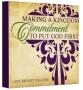 Making a Kingdom Commitment to Put God First - CD - Dr. Bridget