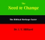 The Biblical Heritage Factor - The Need to Change