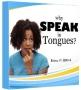 Why Speak in Tongues? - CD